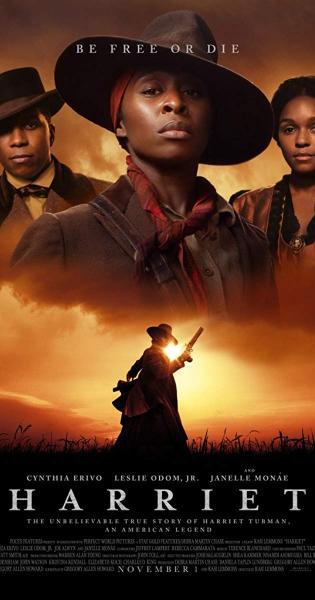 Harriet: Be Free or Die
